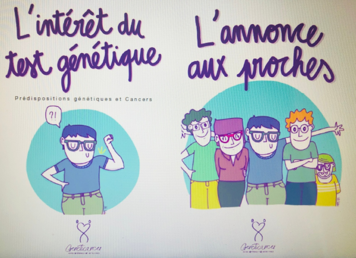 Brochures d'information
